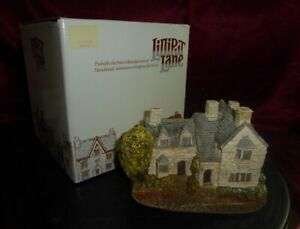 LiLLIPUT-LANE-Cottages-Moreton-Manor-Miniature-Masterpieces-Boxed