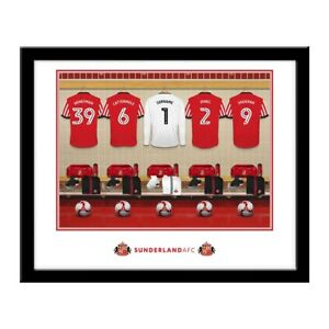 Sunderland A.f.c - Personalised Dressing Photo (gk)-afficher Le Titre D'origine
