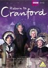 Judi Dench Julia Sawalha-cranford Return to Cranford DVD