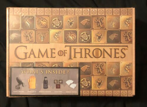 Game of Thrones Lot Box par CULTURE Fly