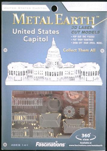 Tweezer  010541 Metal Earth United States Capital 3D Metal  Model