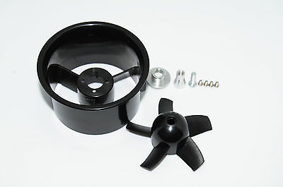 5-Blade 64mm duct fan for ducted fan jet RC EDF