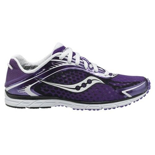 New in box Saucony Femme Grid Type A5 Running Chaussures in  Violet  Taille: 8