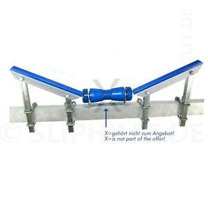 Zentrierhilfe V-Gleitschiene, blau (25. KW wieder lieferbar!) Gerne reservieren!
