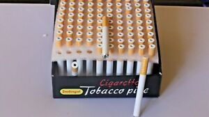 USA-Sellers-2-units-3-034-Cigarette-Pipe-One-Hitter-Tobacco-Smoking-dugout-Metal