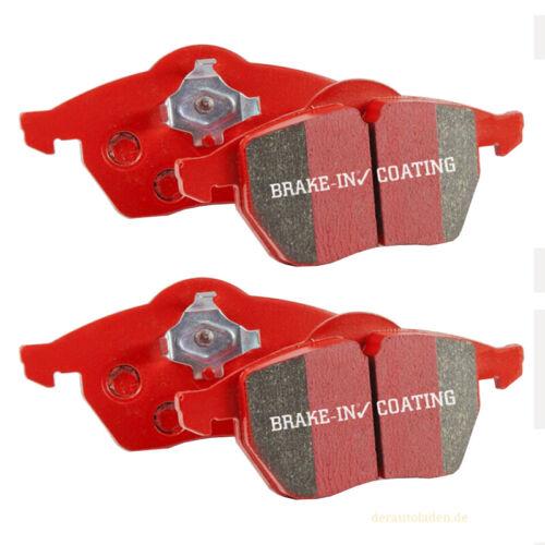 EBC Redstuff Bremsbeläge DP31416C Bremsklötze Vorderachse Bremsen Belag brakes