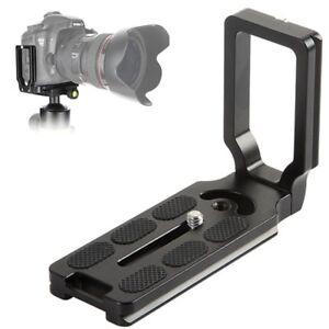 MPU105-Quick-Release-L-Plate-Bracket-For-Nikon-D7200-D5300-D810a-D500-D750-80D