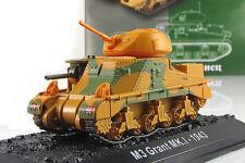 M3 Grant Mk.I - 1/72 - DeAgostini Russian Edition - No. 2 - Tanki Mira (I)