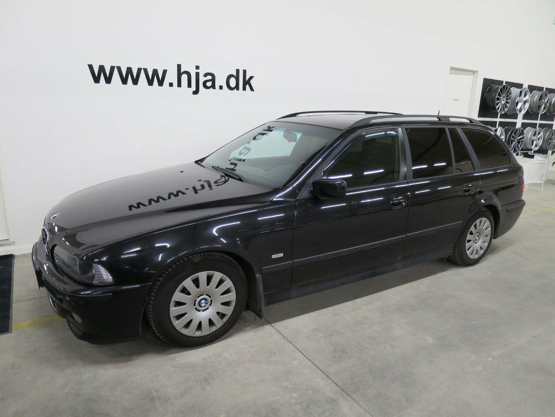 BMW 525d 2,5 Touring Steptr. 5d