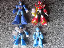 Megaman 8 X Zero Bandai Model Figure Lot Rockman