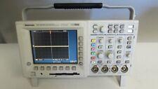 Tektronix Tds3034b Digital Storage Oscilloscope 300mhz 25gss 4ch
