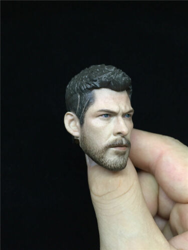 The Avengers Thor Raytheon Head Sculpt 1//6 scale Action Figure Head Model
