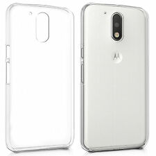 "Coque Etui Housse Transparent Fine Pour Motorola Moto G4 Plus XT1642 5,5"""