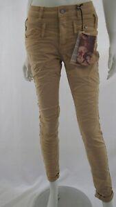 Buena Vista Florida Sweat Denim 2102/J5737-SD108 Women's Jeans Sand Dollar New