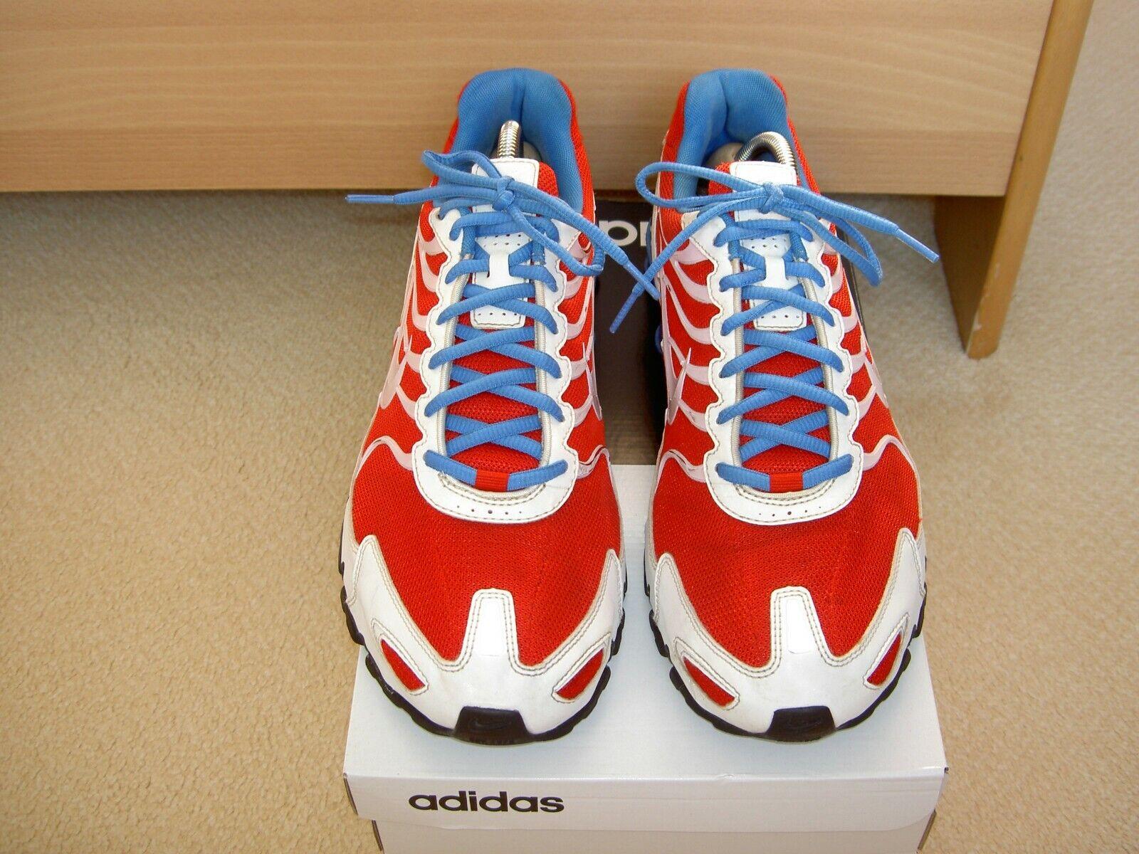 Nike Shox NZ Herren Turnschuhe- NikeiD - EINZIGARTIG- Gr. 45 TOP