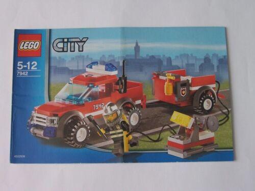 LEGO® Bauanleitung 7942 Instruction Nr