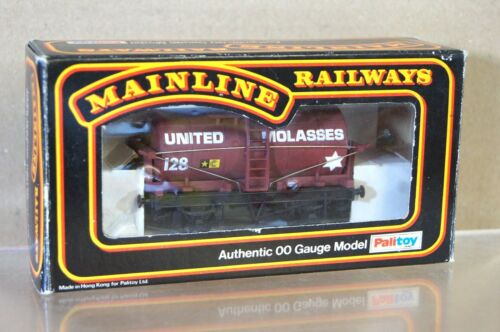 MAINLINE 37136 UNITED MOLASSES TANK WAGON 128 MINT BOXED nj