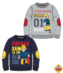 Pullover Feuerwehrmann Sam