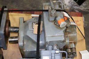 Brueninghaus Rexroth A4VSO 250 DP/20 variable axial HYDRAULIC piston pump