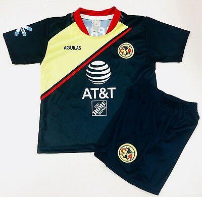 check out 6e329 719fc Kids Jersey Las Aguilas Del America New Season Customize Available $6+    eBay