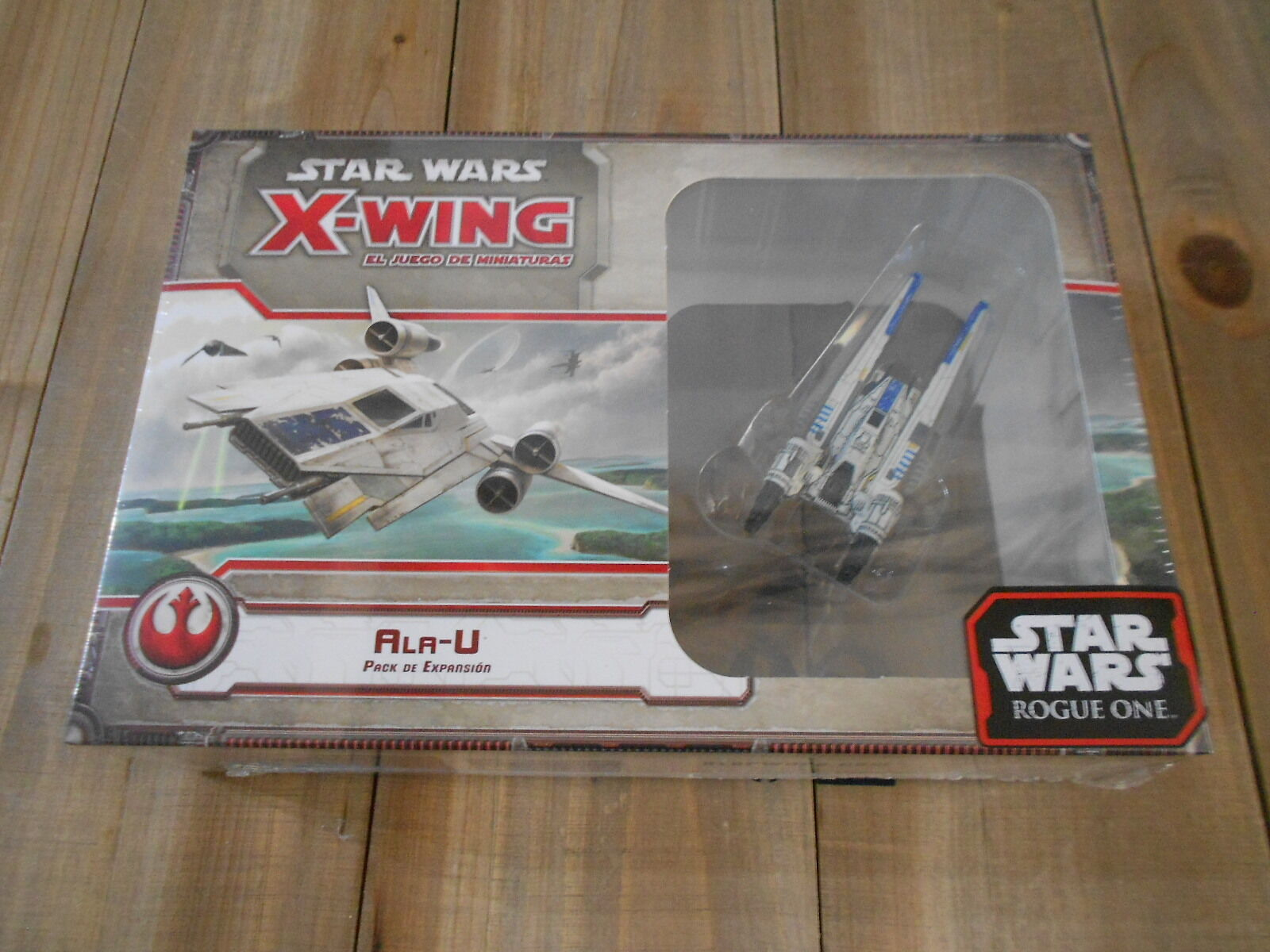 Star Wars X-Wing - the miniatures game - Expansion  Wing U - EDGE - FF