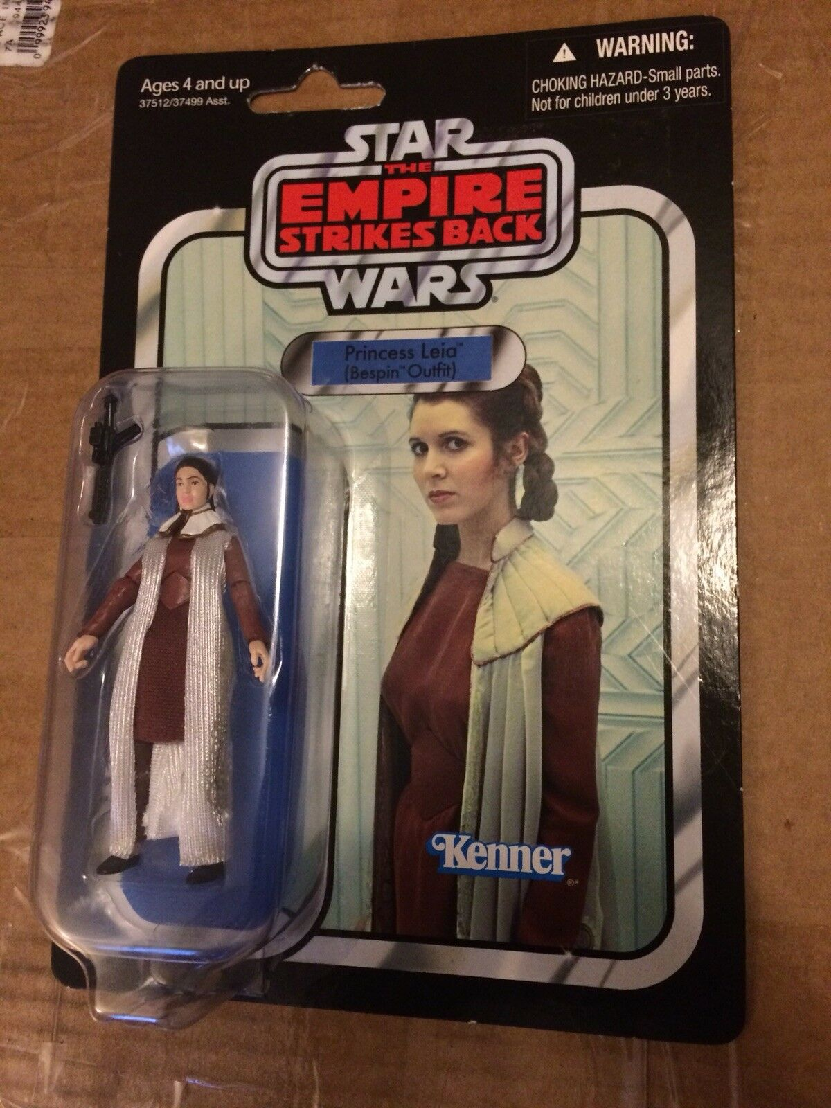 Prinzessin leia bespin outfit 2012 star - wars - vintage - kollektion vc111 moc