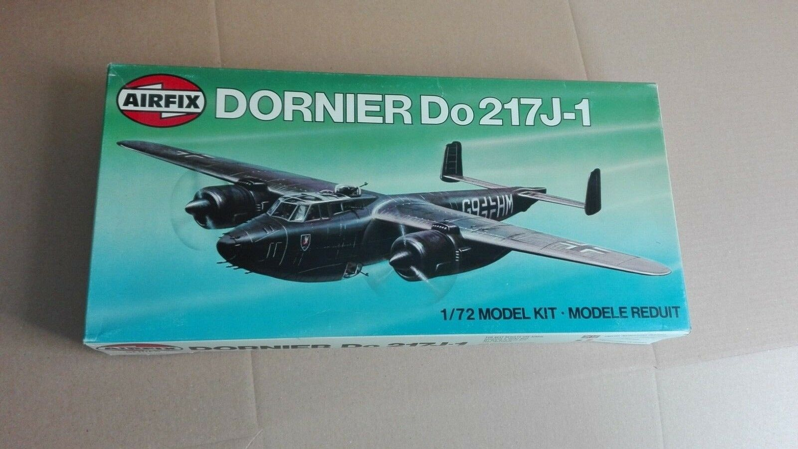 DORNIER DO 217 J-1   1 72  AIRFIX