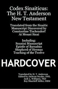 CODEX-SINAITICUS-NEW-TESTAMENT-Bible-Hard-Cover-also-in-Paperback-amp-PDF
