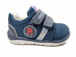 recuerda exceso articulo  Primigi Infant Boys Navy Leather And Fabric Shoes Uk 4 Eu 20   eBay