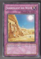 YU-GI-OH Sonnenlicht der Wüste Common DR2-DE219