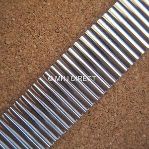 Mens-Silver-Colour-Expanding-Stretchy-Watch-Strap-Expandable-Flexi-Fit-Bracelet
