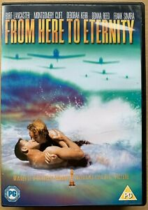 From-Here-to-Eternity-DVD-1953-World-War-II-Film-Movie-Pearl-Harbor-Classic