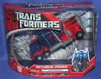 Transformers Movie Voyager Class Autobot Optimus Prime Factory Sealed 2007