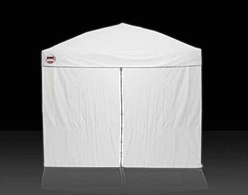 Instant Canopy Wall Panel Set w  Zipper Entry 10'x10' Prevents UV - Bestseller