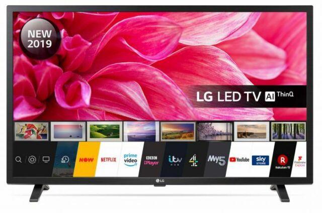 "LG 32LM6300PLA 32"" Smart webOS 1080p Led Tv Wi-Fi TDT & Freesat HD sintonizadores"