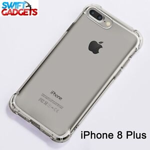 Clear Silicone Cover Iphone 8 Plus