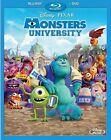 Monsters University 3 PC DVD WS BLURAY