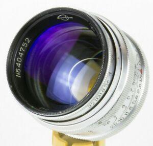 JUPITER-3-50mm-f-1-5-Lens-M39-Zorki-FED-Leica-35mm-RF-camera-50-1-5-sonnar