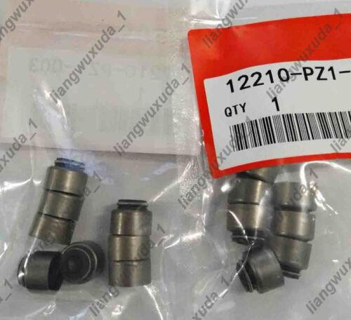 16 Pcs Intake/&Exhaust Valve Stem Seal Fit For Honda B16 B18 D16 OEM 12210PZ1003