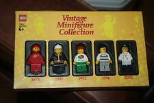 lego vintage mini figure collection vol 1 brand new from 2008