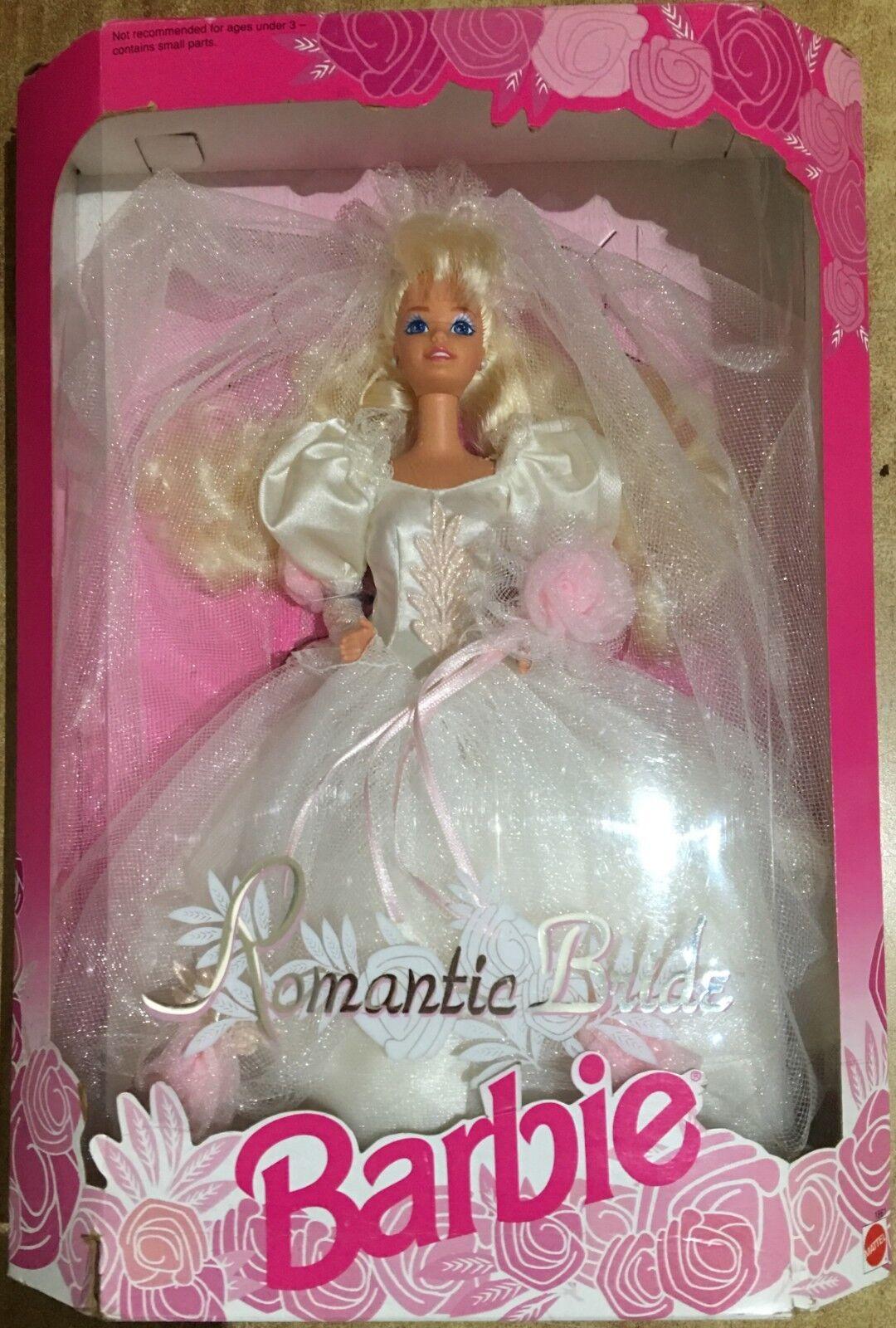 Barbie Mattel Romantic Bride Vintage 92'
