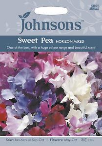 Johnsons Seeds Phlox Beauty Mixed Seed