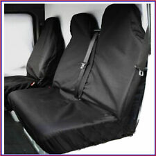 Vauxhall Vivaro 2010 2+1 WATERPROOF VAN SEAT COVERS GREY HEAVY DUTY