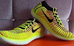 Motion Flyknit Running Free Nike Donna 843434 Uk 999 nuova Trainers 4 taglia Run wqqXpHI