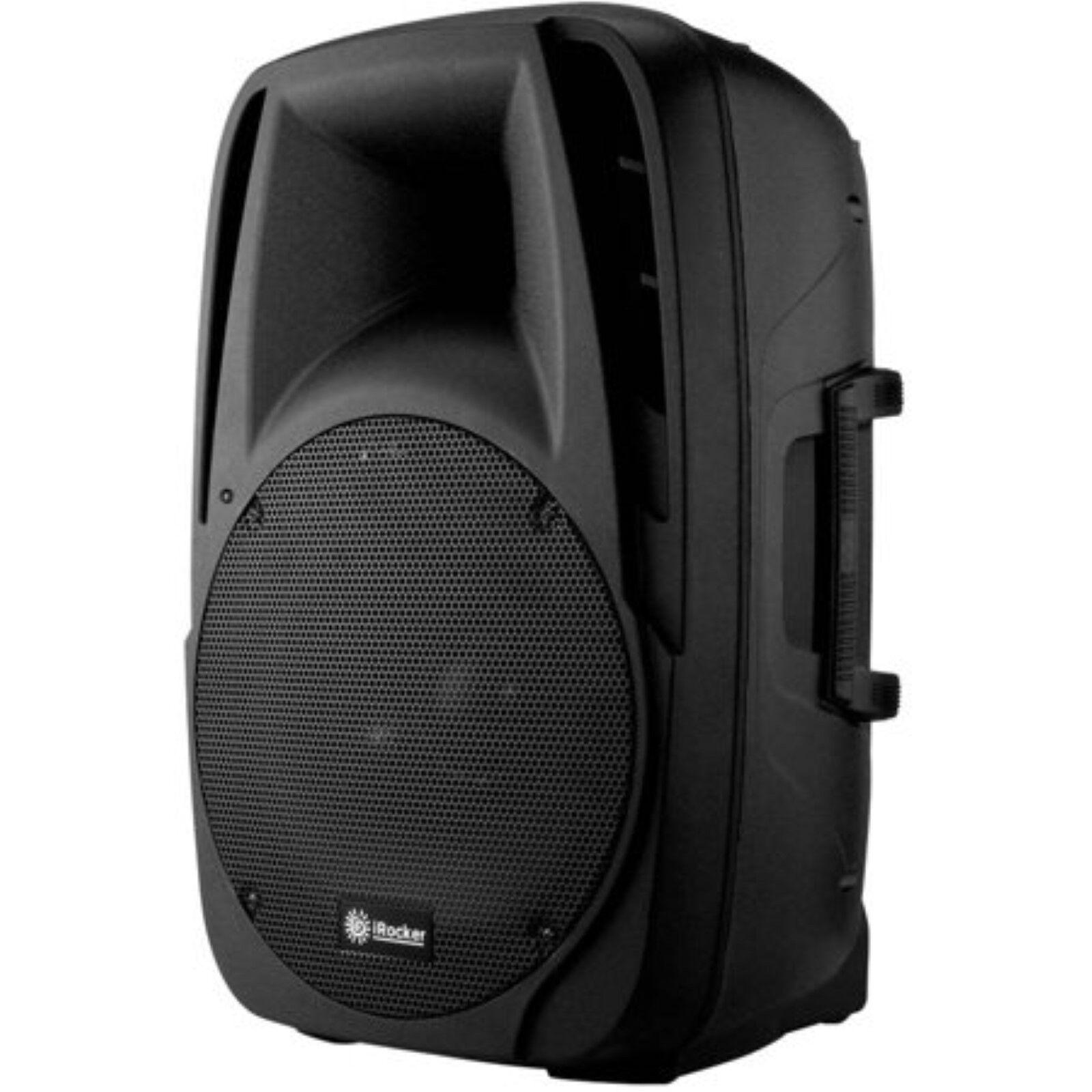 Portable Powered Loud Speaker blueetooth Party Music Loudspeaker Multi-function