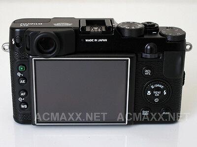 ACMAXX 3.0 HARD LCD Screen ARMOR PROTECTOR for Fujifilm XM1 X-M1 Fuji camera X-M-1