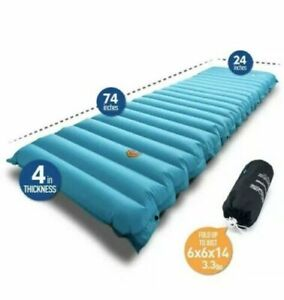 airlive2000 Air sleeping pad with built in pump