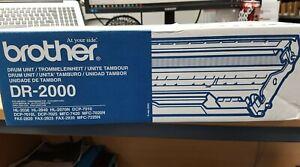 Veritable-Brother-DR2000-DR-2000-Imprimante-Laser-Tambour-Unite-Soldes-Offre