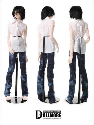 SD 1//3 BJD 50-85cm Dollmore Doll Stand Black Dollmore