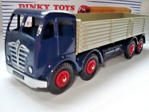 Atlas-Dinky-Supertoys-No-901-Blue-Foden-8-wheeled-Wagon-Mint-Boxed